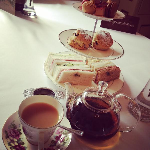 Vintage Tea at Netherstowe House Lichfield
