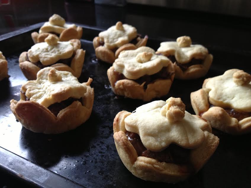 Dan's pies!