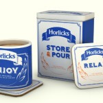 Horlicks Vintage Set