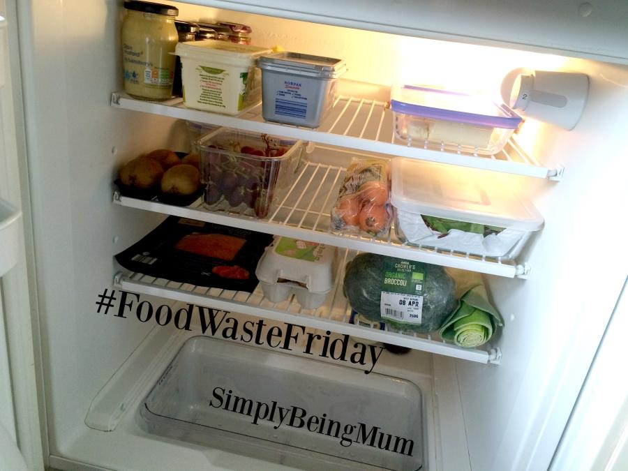 Food Waste Friday Fridge