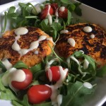 Salmon And Sweet Potato Fish Cakes Recipe