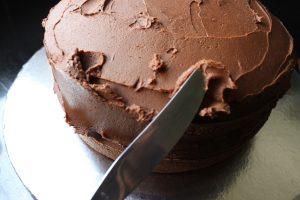 Simple Chocolate Fudge Cake Recipe Thumbnail