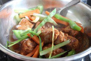 BBQ Sweet & Sour Pork Kebab Recipe Thumbnail