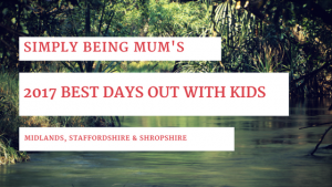 2017 Best Midlands Days Out With Kids Thumbnail