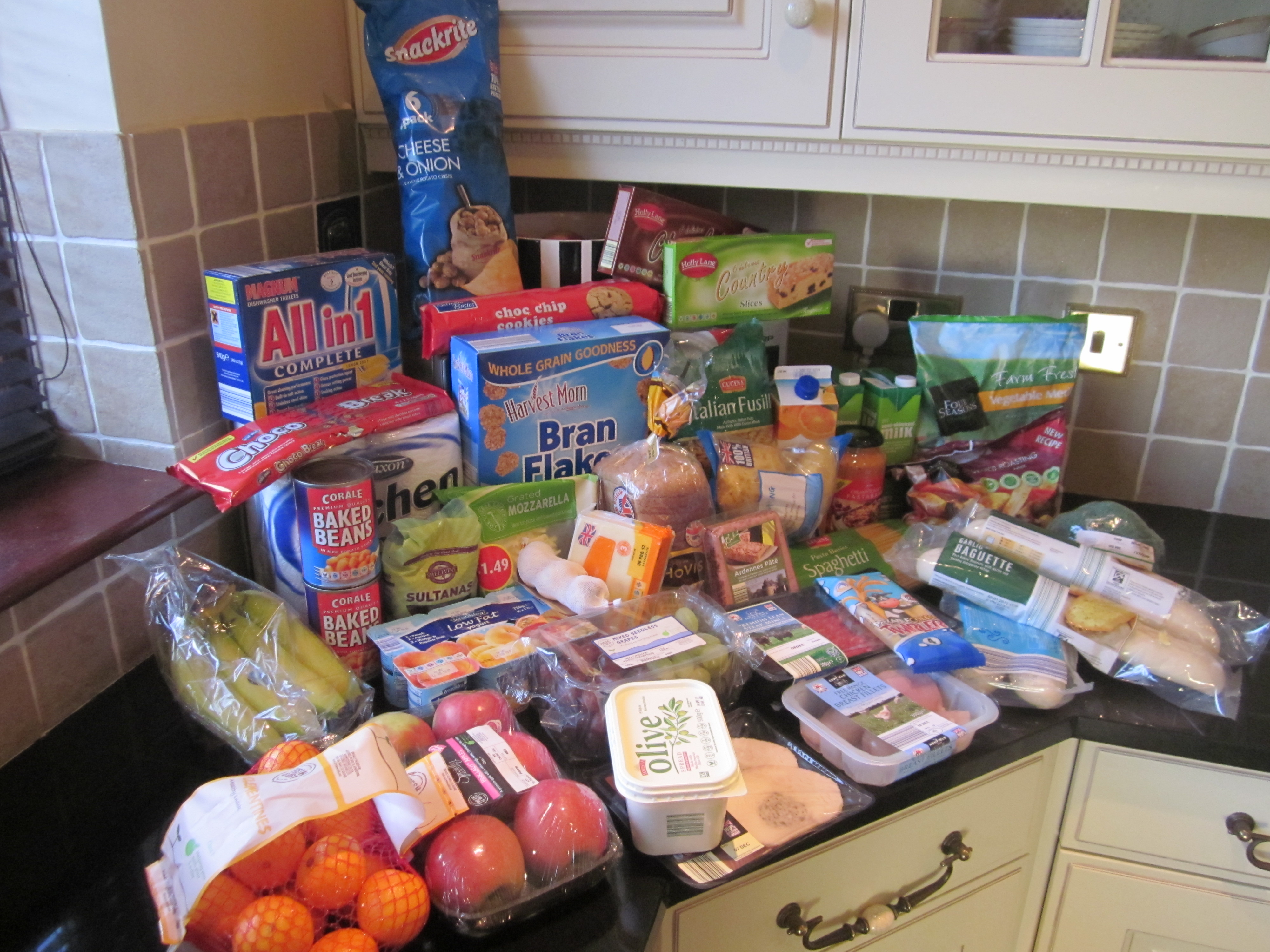 My First Ever Grocery Trip To Aldi The Verdict Simply