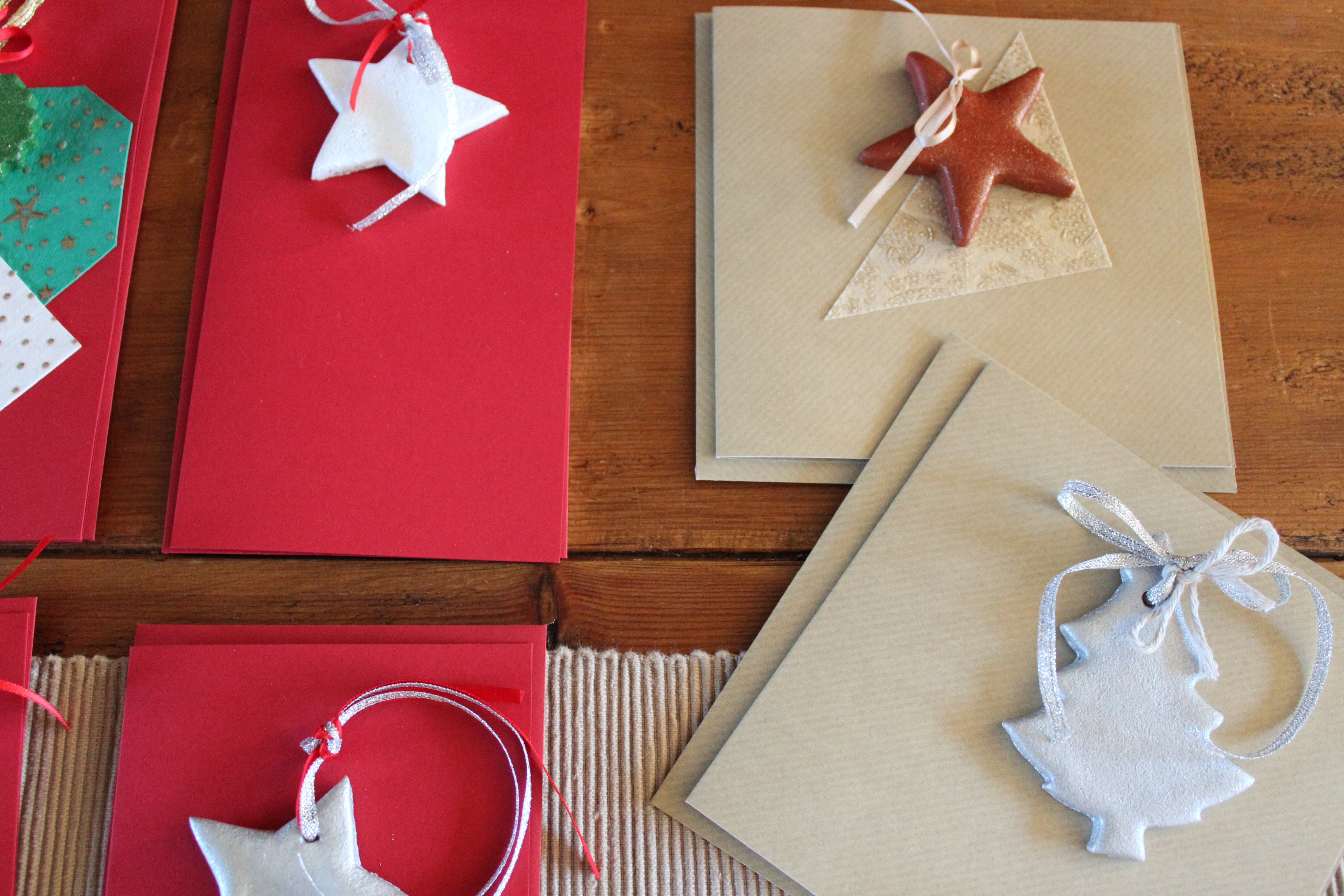 How i wish a merry christmas were talking greeting cards time consuming due to the cards being made but weighed up against writing out lots of bog standard mass produced shop bought cards and posting them kristyandbryce Images