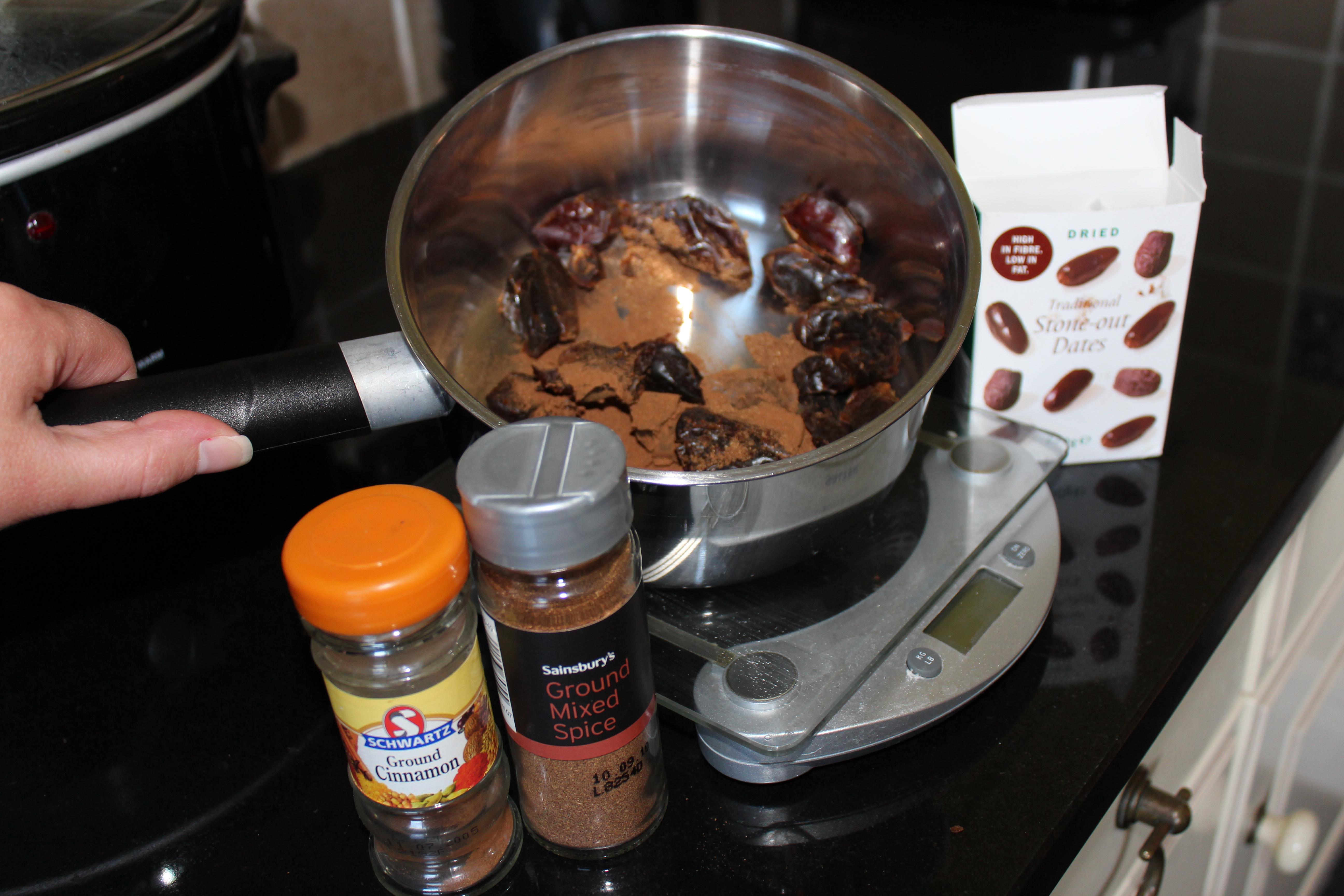 Cake Baking At Moderate Heat Gas