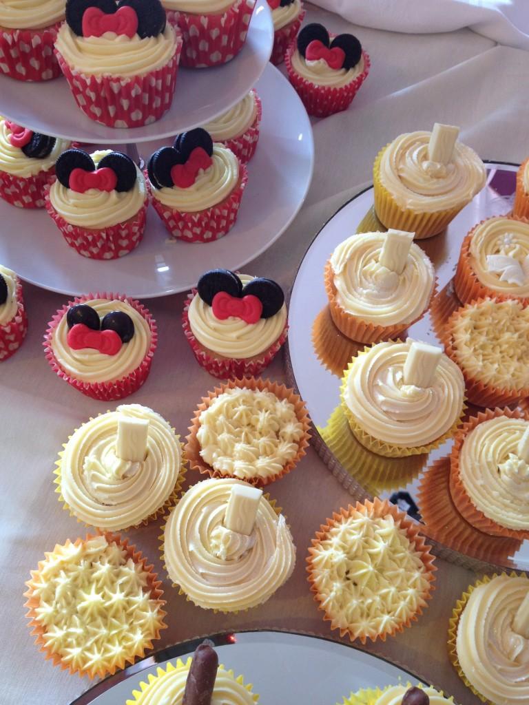 Cupcake Recipe Makes What Size Cake