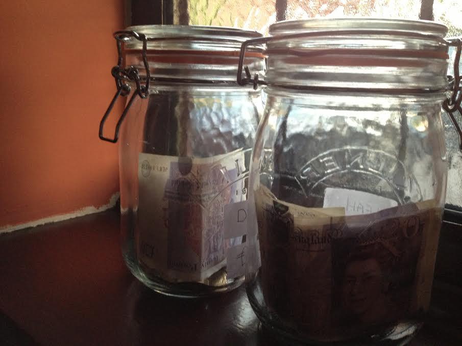 Money Jars