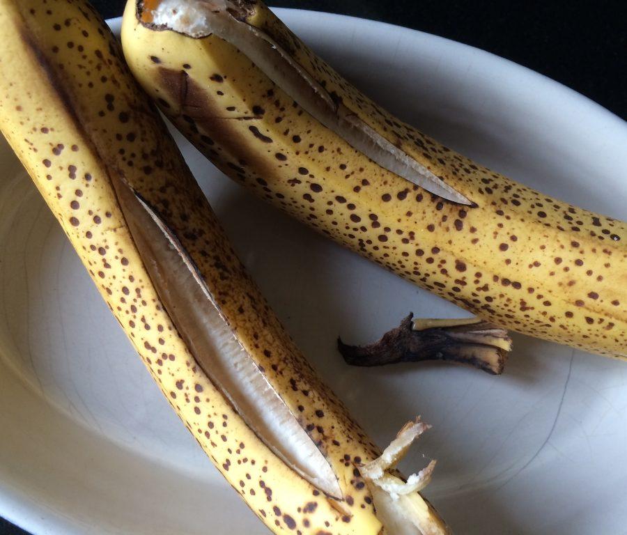 How do you save bananas?