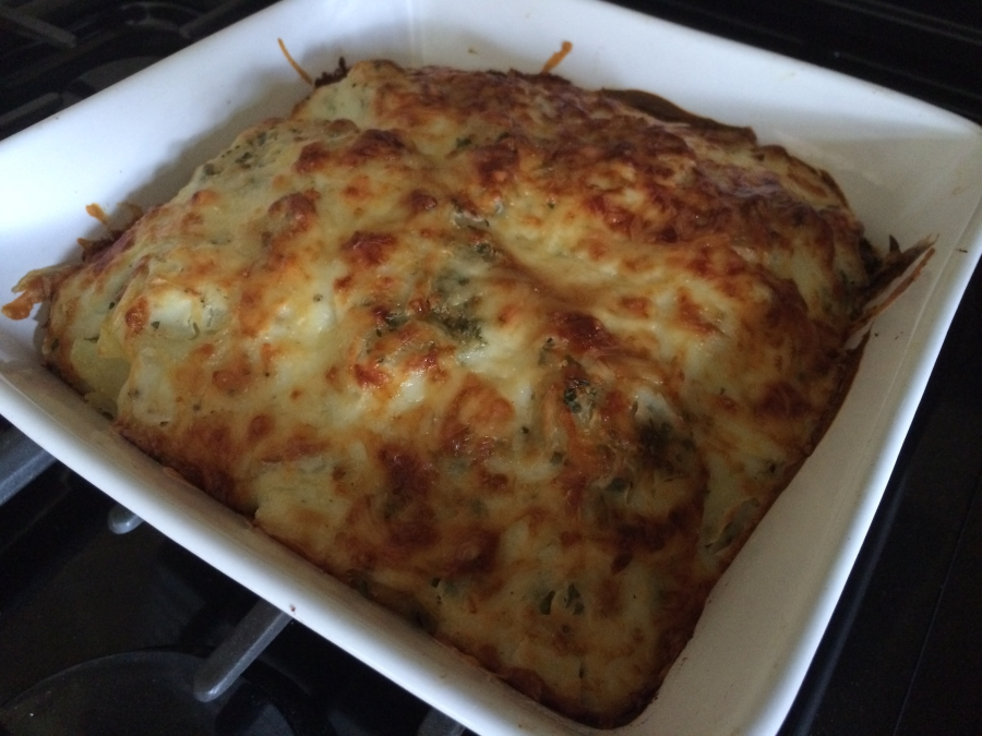 cod and potato pie recipe