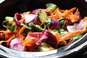 slow cooker vegetable stock recipe