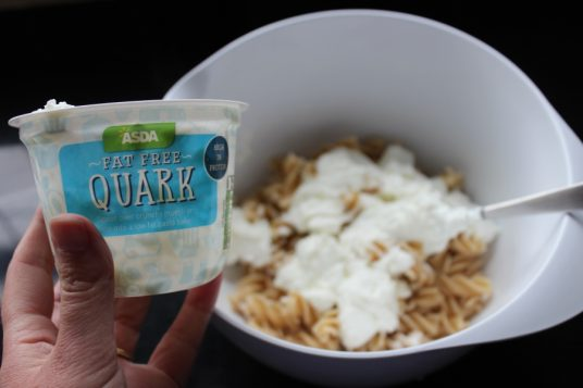 Fat-Free Quark